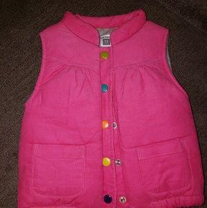 Baby Girl's Vest
